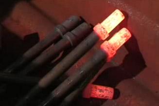Avantage de la forge: réduire les couts de matières premières