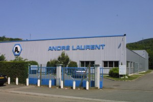 ANDRÉ LAURENT, Site de la Ricamarie (Loire)