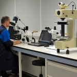 Photos Laboratoire metallurgique