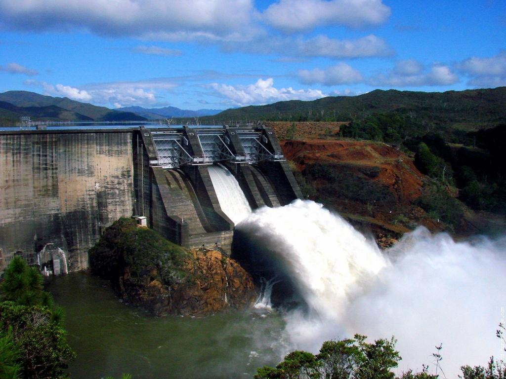 Secteurs Hydraulique & Energie hydroélectrique