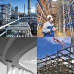vannes et robineterie, transport, levage, machine outils et manutention, génie civil...
