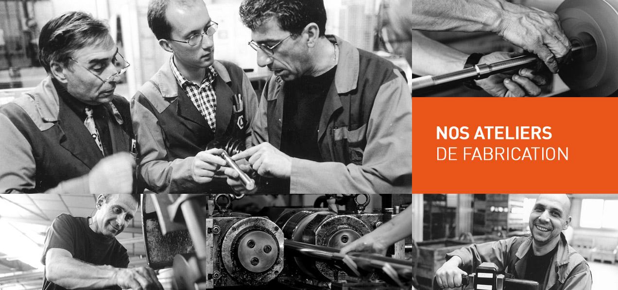 ANDRÉ LAURENT, Conception, fabrication et production de pièces mécaniques