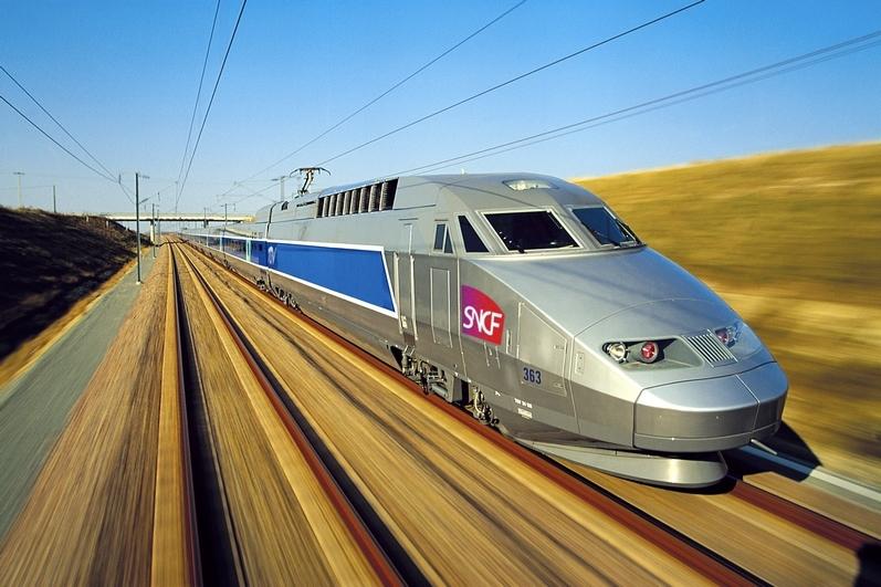 Secteur ferroviaire: nos pièces mécaniques d'assemblage