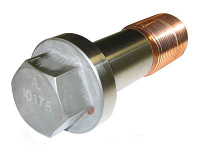 Filetage par roulage - Filetage cuivre
